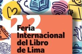 Estaremos nuevamente en la Feria Internacional del Libro de Lima, edición No. 22