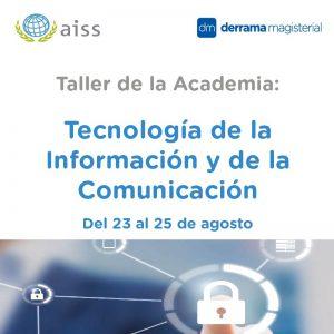 Derrama Magisterial y AISS organizan taller internacional sobre seguridad social y tecnologías de la información