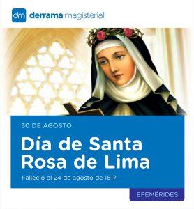 Acerca de Santa Rosa de Lima, Patrona de América