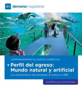 Conociendo el currículo: Mundo natural y artificial