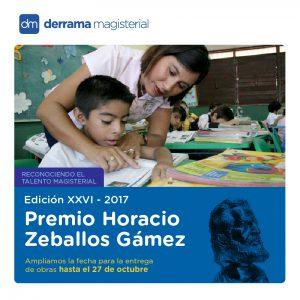 Premio Horacio Zeballos Gámez