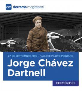 Monumento a Jorge Chávez cumple 80 años