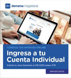 Revisa tu Estado de Cuenta Individual en nuestra página web
