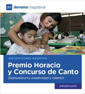 Premio Horacio y Concurso de Canto: Siguen las inscripciones y envío de obras