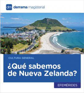 ¿Qué sabemos acerca de Nueva Zelanda?