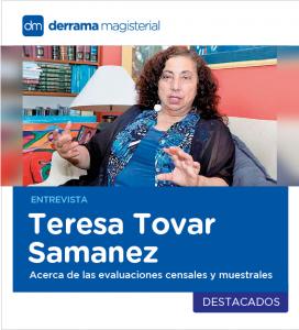 """Entrevista a Teresa Tovar: """"La evaluación censal no genera calidad educativa"""""""