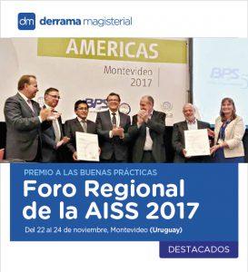 Derrama Magisterial recibe reconocimientos internacionales de seguridad social