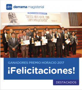 Premio Horacio Zeballos Gámez 2017: Estos son los GANADORES...