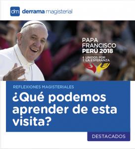 Docentes: Aprovechemos la visita del Papa para enseñar (y aprender) cosas nuevas