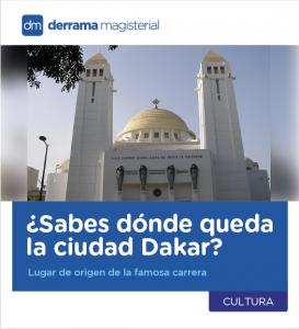 Dakar 2018: ¿Sabes dónde queda la ciudad donde se originó esta famosa carrera?