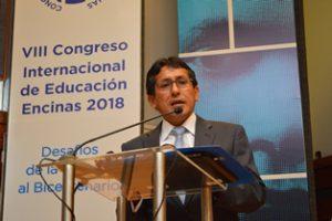 VIII Congreso Encinas: Inauguración y primera ponencia
