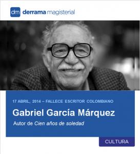 """Gabriel García Márquez: Cuatro años sin """"El Gabo"""""""