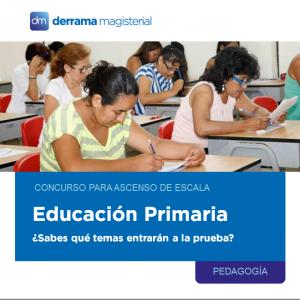 Prueba Única Nacional: Temario para Educación Primaria