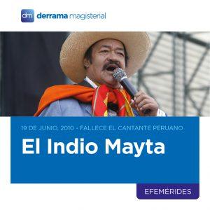 """19 de junio: Recordando al cantor popular """"El Indio Mayta"""""""