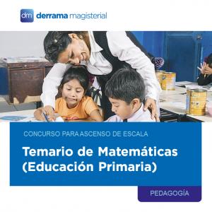 Temario Prueba Única Nacional: Matemática para Educación Primaria