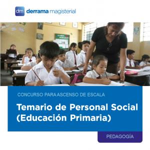 Temario Prueba Única Nacional: Personal Social (Educación Primaria)