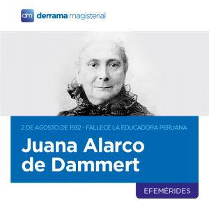 Juana Alarco de Dammert: La abuelita de los niños