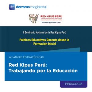 Red Kipus Perú: Trabajando por la Educación