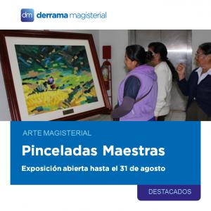 Pinceladas Maestras: Una exhibición de maestros pintores