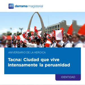 Ciudad heroica - Tacna
