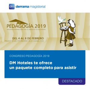 Congreso Pedagogía 2019: Educación e integración docente en Cuba