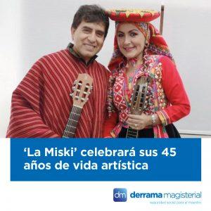 Leyendas Vivas de la Música Andina
