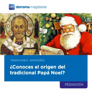 Papá Noel: ¿Conoces el origen de este tradicional personaje de la Navidad?